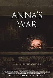 Anna's War Poster