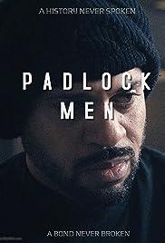 Padlock Men Poster