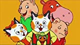 Hurray For Huckle: The Very Best Busytown Friends Ever!/The Best Outside Fun Ever!/Zooming Around Busytown