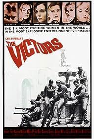 The Victors (1963) Poster - Movie Forum, Cast, Reviews