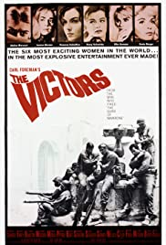 The Victors(1963) Poster - Movie Forum, Cast, Reviews