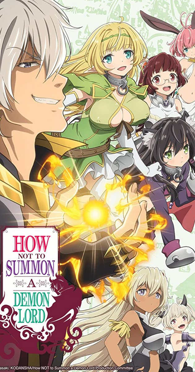 Download Isekai Mao to Shokan Shojo no Dorei Majutsu or watch streaming online complete episodes of  Season1 in HD 720p 1080p using torrent