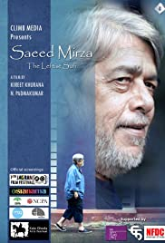 Saeed Mirza: The Leftist Sufi Poster