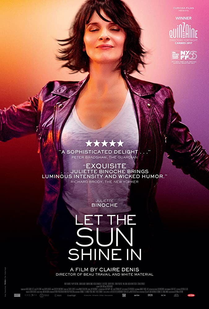 Let The Sunshine In (2017) BrRip Direct Download