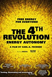 The Fourth Revolution: Energy Poster