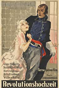 Karina Bell, Gösta Ekman, Diomira Jacobini, Fritz Kortner, Walter Rilla, A.W. Sandberg, and J. Fenneker in Revolutionshochzeit (1928)