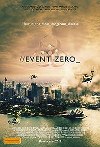 Primary photo for Event Zero
