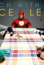 Lunch, with the Justice League