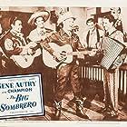 Gene Autry in The Big Sombrero (1949)