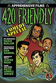 420 Friendly Comedy Special Poster