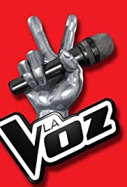 La voz Poster
