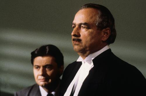 Raymond Bouchard in Les grands procès (1993)