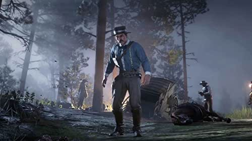 Red Dead Redemption 2: Red Dead Online: The Naturalist Trailer