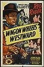 Wagon Wheels Westward (1945) Poster