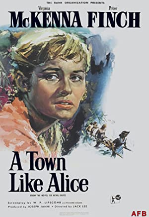 A Town Like Alice Poster