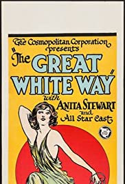 The Great White Way Poster