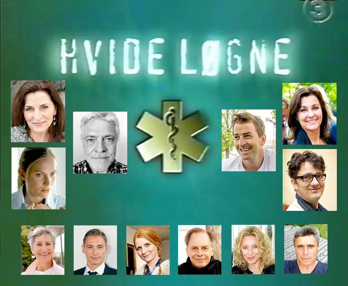 Hvide Løgne Tv Series 19982001 Imdb