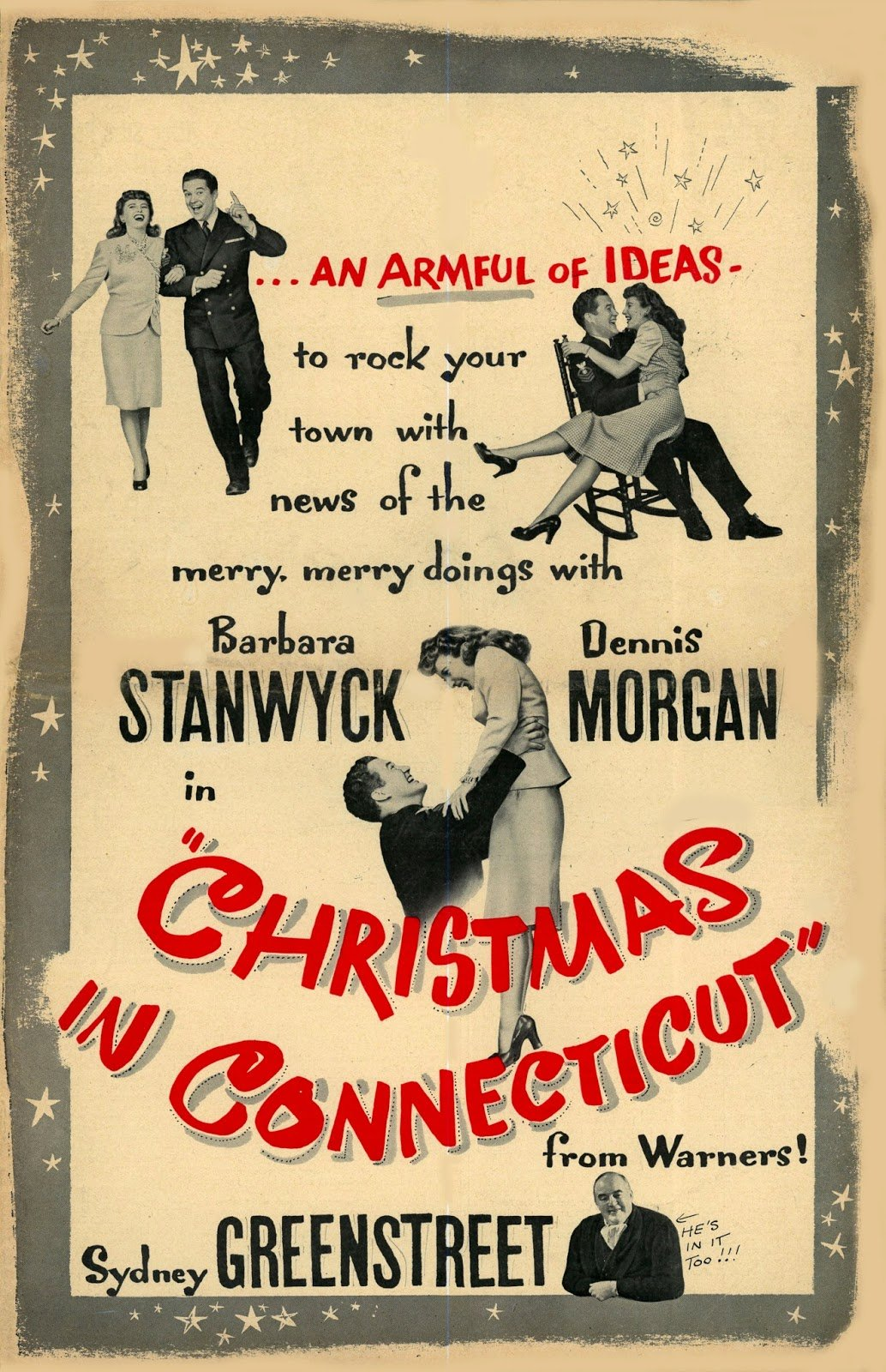 Christmas In Connecticut Dvd.Christmas In Connecticut 1945 Photo Gallery Imdb