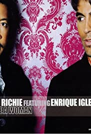 Lionel Richie Feat. Enrique Iglesias: To Love a Woman Poster