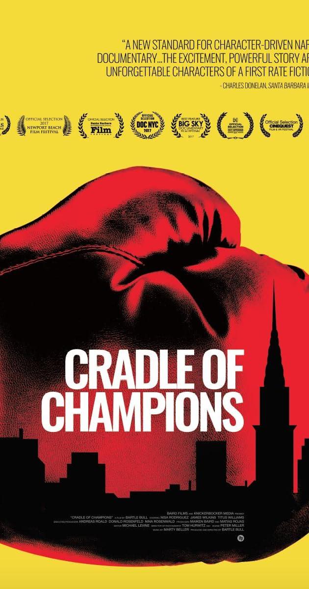 Subtitle of Cradle of Champions