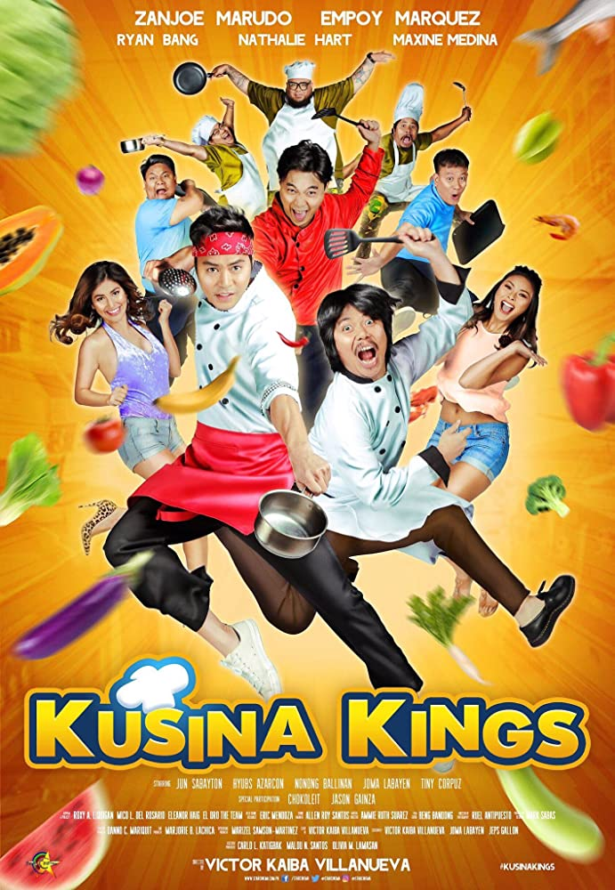 Kusina Kings (2018) HDRip