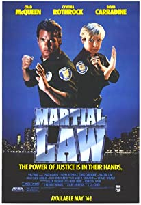 PC movies 1080p download Martial Law [Mp4]