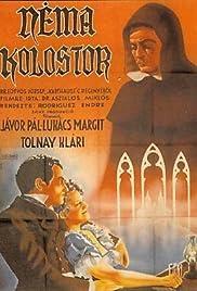 Néma kolostor Poster