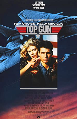 poster for Top Gun