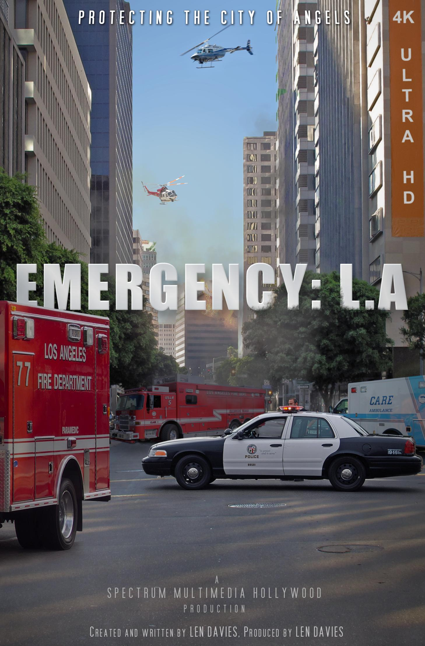 Emergency: LA (TV Series 2019– ) - IMDb
