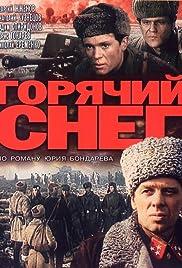 Goryachiy sneg Poster