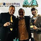 Ronald Quigley, Nick LaMantia, and Brandon Keenan at an event for Body Farm (2018)