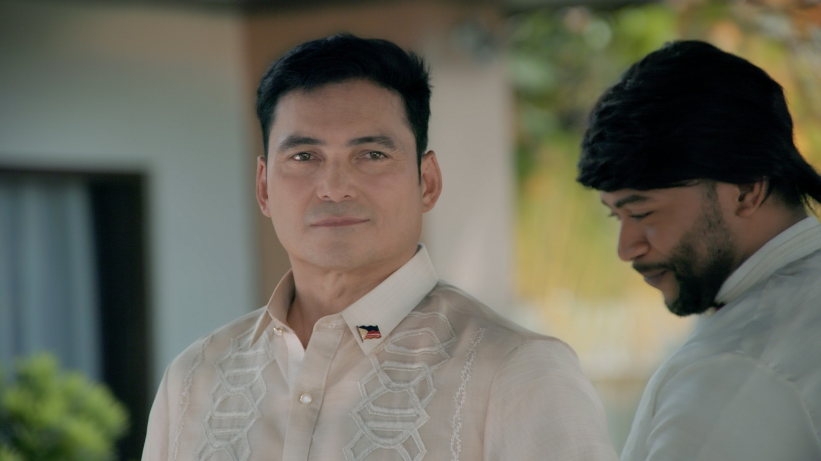 Gabby Concepcion and Thou Reyes in First Yaya (2021)