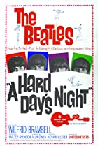 A Hard Day's Night (1964) Poster
