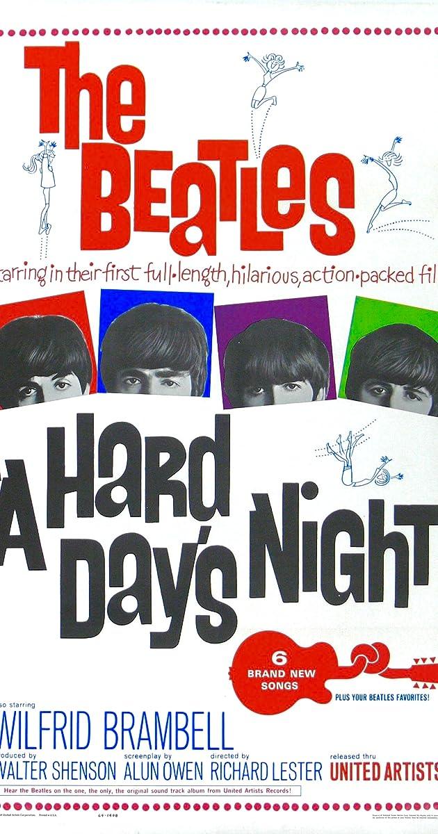 23d9003a2 A Hard Day's Night (1964) - Trivia - IMDb
