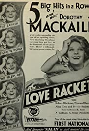 The Love Racket Poster