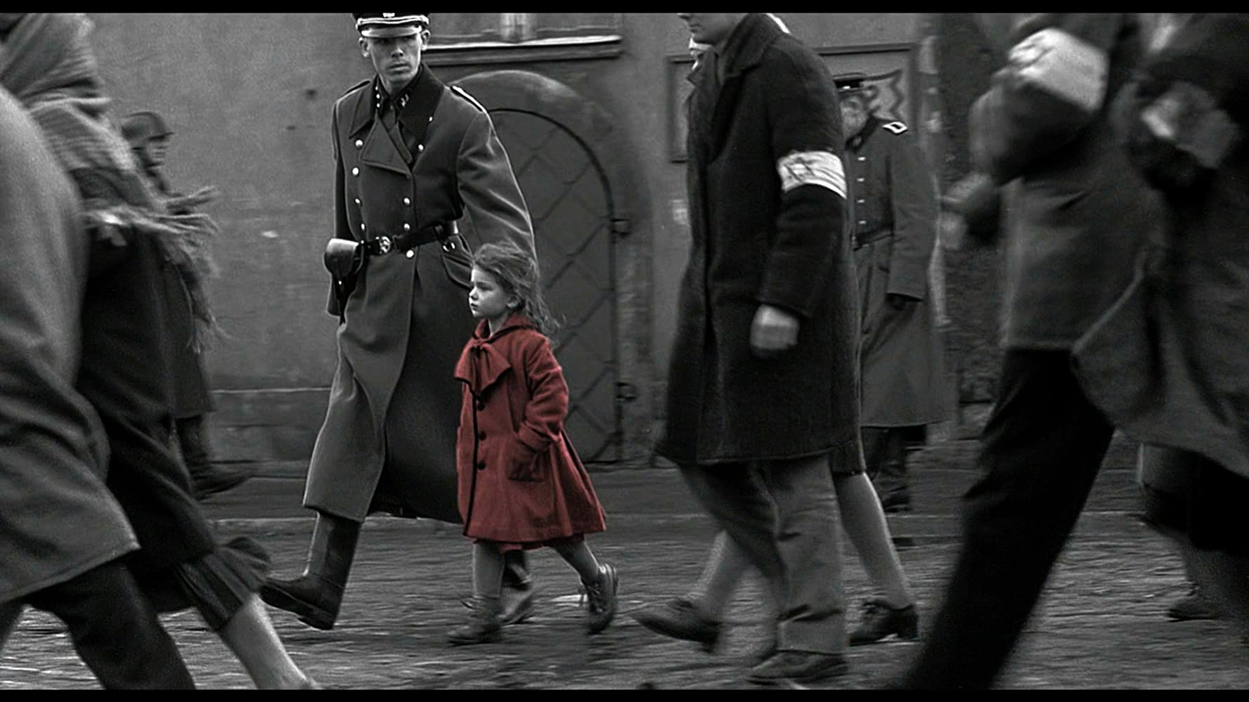 Oliwia Dabrowska in Schindler's List (1993)