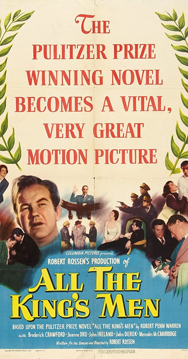 All the King's Men (1949) - IMDb