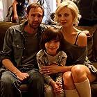 Gary Cairns, Brianne Davis, and Hudson Pischer in The Night Visitor (2013)