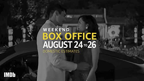 Weekend Box Office: August 24 to 26