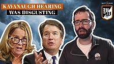 La audición de Kavanaugh fue asquerosa