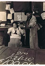 Max Asher and Lillian Peacock in Lady Baffles and Detective Duck in the Ore Mystery (1915)