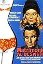 Matrimonio al desnudo (1974) Poster