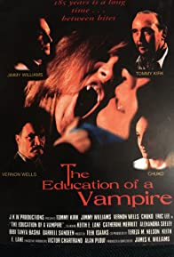 Primary photo for The Education of a Vampire