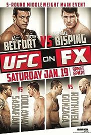UFC on FX: Belfort vs. Bisping Poster