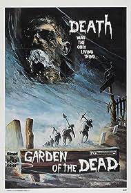 Garden of the Dead (1972) Poster - Movie Forum, Cast, Reviews