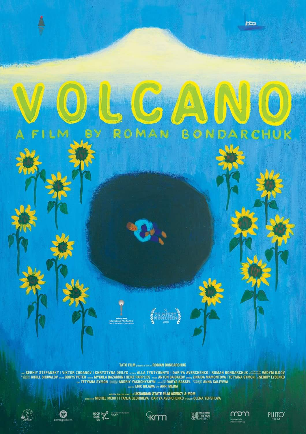 Image result for poster volcano ukraine