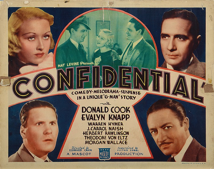 Confidential (1935)