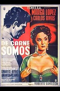 To download hollywood movies De carne somos Mexico [720x576]