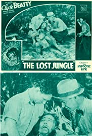 The Lost Jungle (1934) Poster - Movie Forum, Cast, Reviews