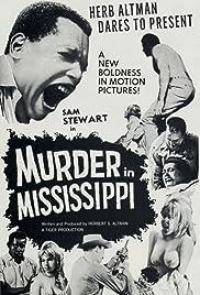Murder in Mississippi Poster